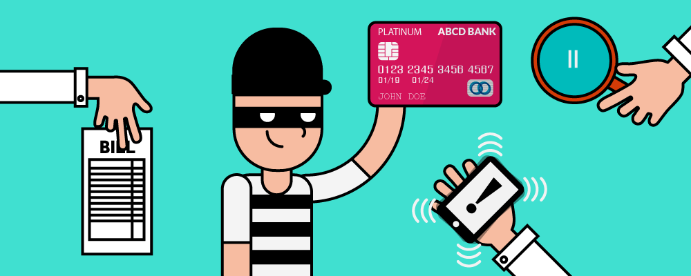 what to do after credit card got hacked